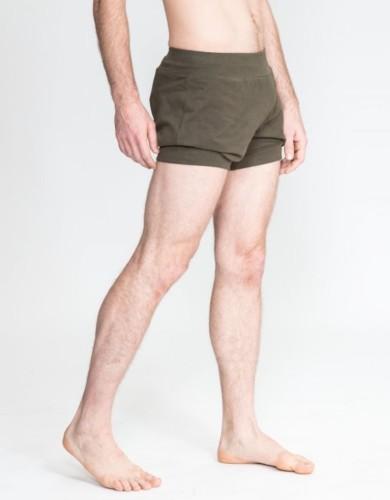 מוצרי YOGASTORE לגברים YOGASTORE Pune Pants - ירוק