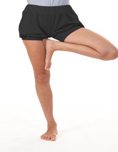 מוצרי YOGASTORE לנשים YOGASTORE Pune Pants - שחור