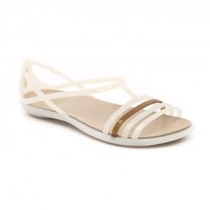 מוצרי Crocs לנשים Crocs Isabella Sandal - לבן