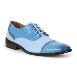 מוצרי ג'יאורג'יו ברוטיני לגברים Giorgio Brutini Hadley - כחול